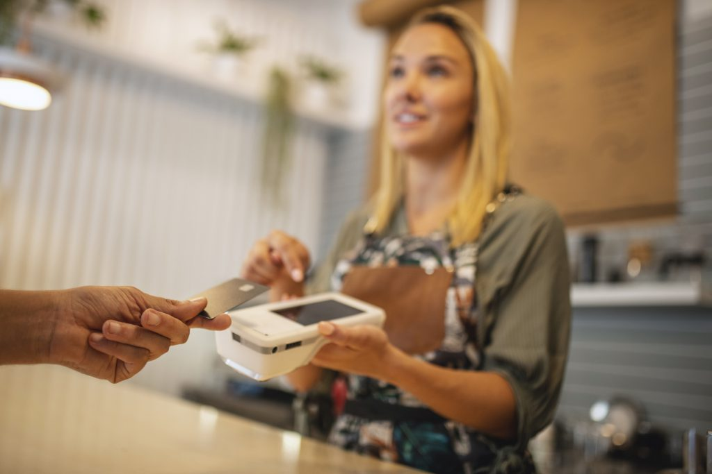 Payment processing small business